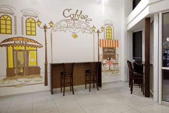 Открытие кафе Coffee & kid's corner