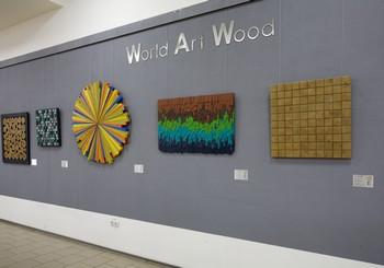 Открытие выставки World Art Wood