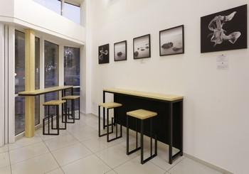 "Открытие лофт-кафе ""Coffee point"""
