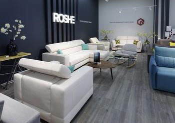 """Открытие нового магазина мягкой мебели """"Роше"""""""
