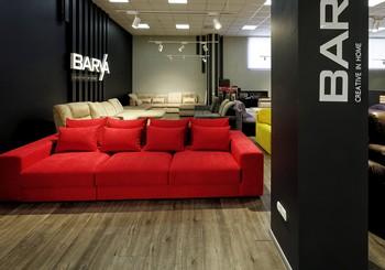 """Відкриття магазину м'яких меблів """"BARVA"""""""